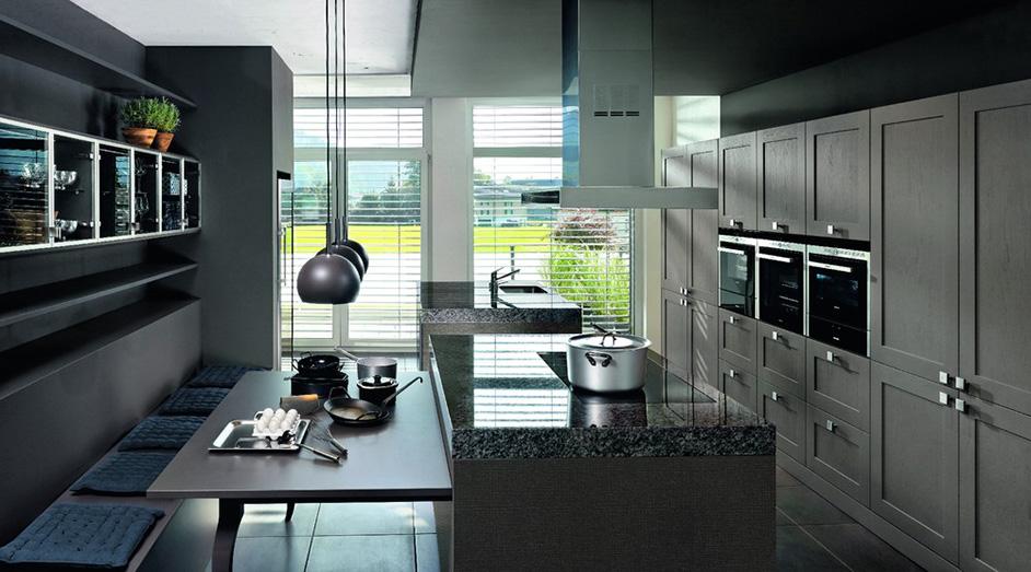 Keuken wijchen keukenarchitectuur - Keuken voor klein gebied ...